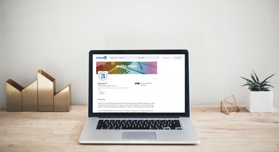 Become-IT kiest voor LinkedIn